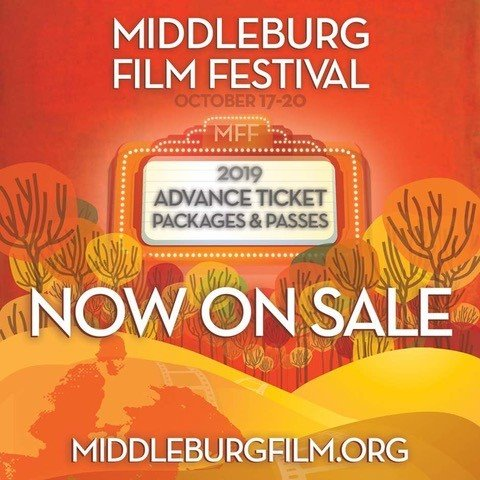 Middleburg Film Festival flyer