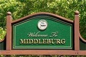 Middleburg sign