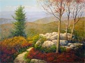 The Byrne Gallery, Gerald Hennesy