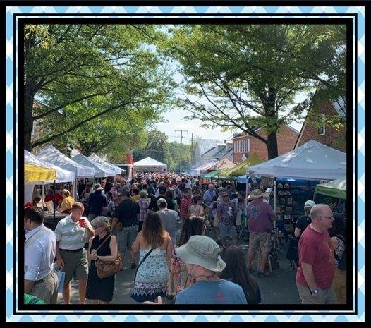 Oktoberfest Street photo