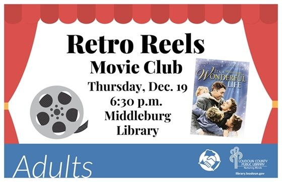 Middleburg Library, Retro Reels