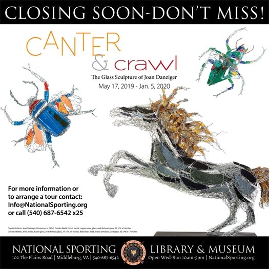 NSLM Canter & Crawl, closing soon