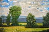Byrne Gallery, Gerald Hennesy