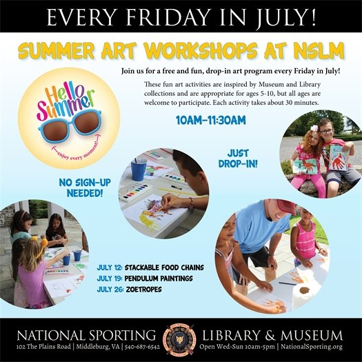 NSLM Friday in July