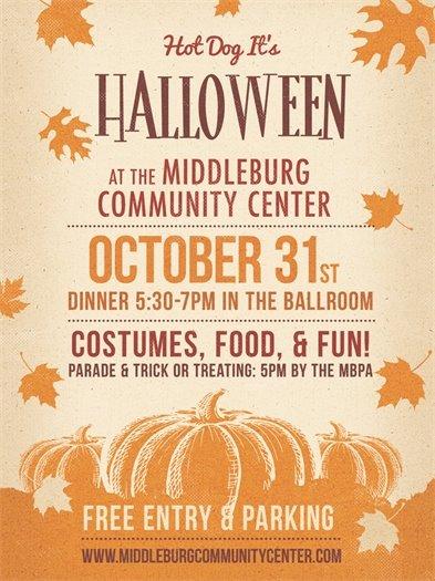 Middleburg Community Center Halloween
