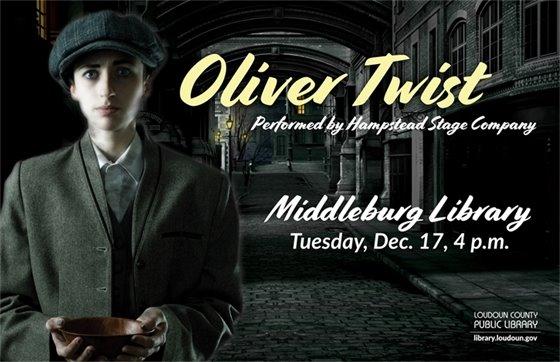 Middleburg Library, Oliver Twist