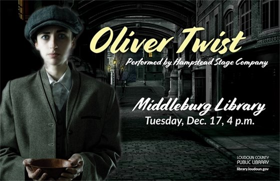 Middleburg Library, Oliver Twist