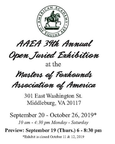 AAEA 39th Annual Exhibition