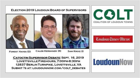 Catoctin Supervisor Debate