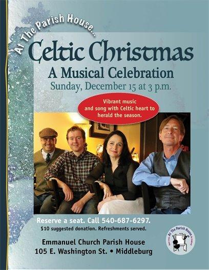 Emmanuel Church Celtic Christmas
